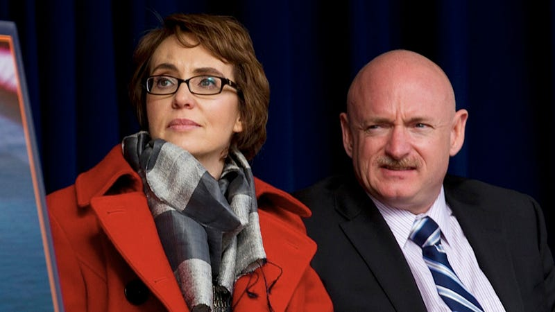 Illustration for article titled Read Gabby Giffords' Fierce, Powerful Piece on Today's GOP Filibuster