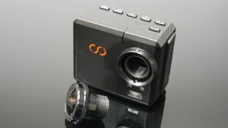 Illustration for article titled CamOne Infinity Is the First Action Cam With Interchangeable Lenses