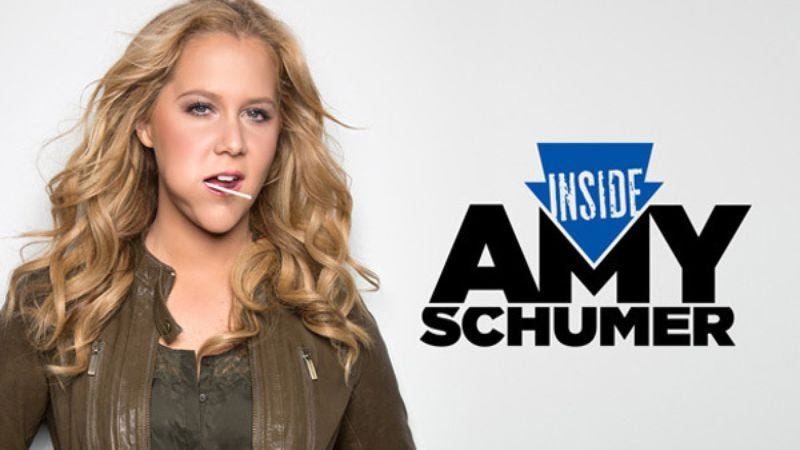 Illustration for article titled Comedy Central doesn't wait, renews Inside Amy Schumer for a second season