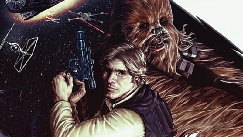 Image Credit: Star Wars: Han Solo #1 Cover by Lee Bermejo