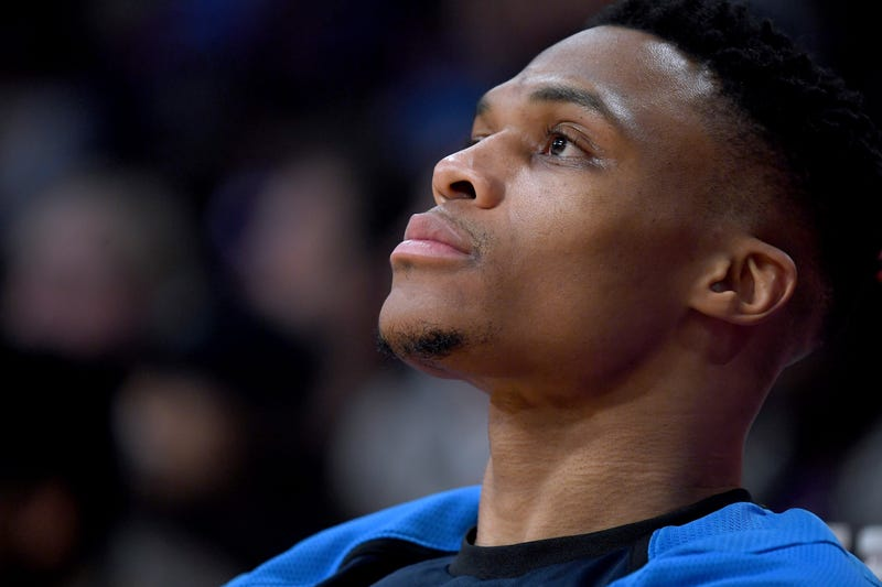 b9d85de8ae93 Russell Westbrook Threatened a Fan. Turns Out the Fan Is Trash