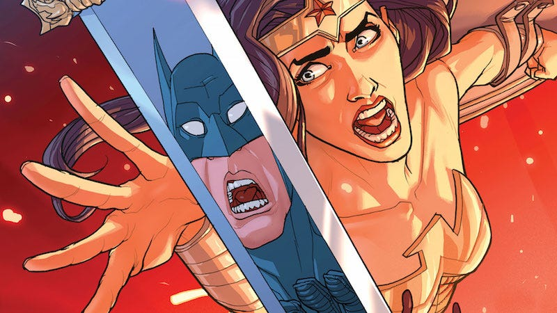 Illustration for article titled Christopher Priest Is Taking Over DC'sJustice League Comic This Winter