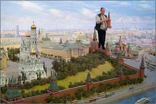 Illustration for article titled Mini-Moscow on Sale for Just $3 Million