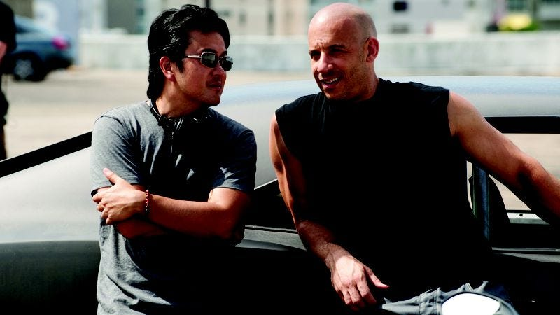 Illustration for article titled Justin Lin may return to close out the Fast And The Furious franchise