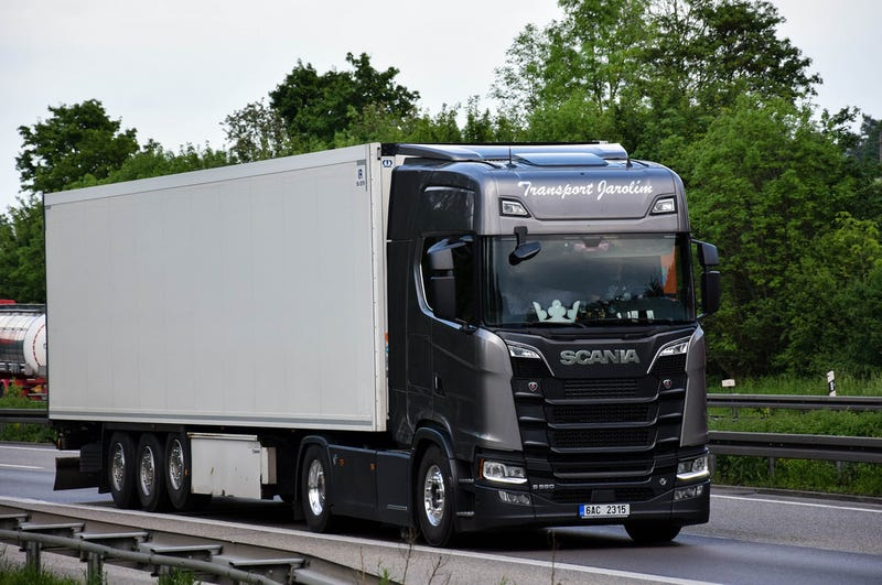 Second-gen Scania LPGRS-range