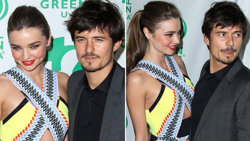 Illustration for article titled Orlando Bloom and Miranda Kerr Split: Sad Day for Pretty People