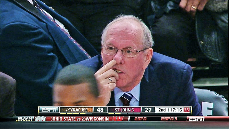 Illustration for article titled Is Jim Boeheim Retiring? [UPDATE]