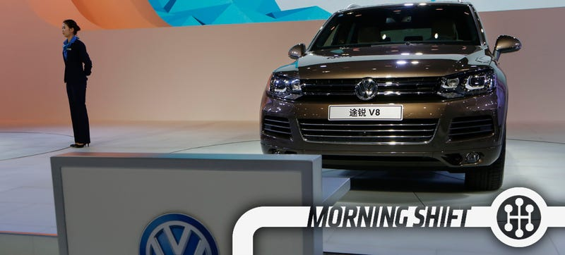 Illustration for article titled LOL: China Is 'Highly Concerned' About Volkswagen's Diesel Emissions