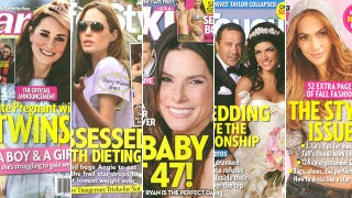 Illustration for article titled This Week In Tabloids: Kate Middleton Is Pregnant With Twins