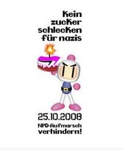 Illustration for article titled Nazis Vs. Bomberman