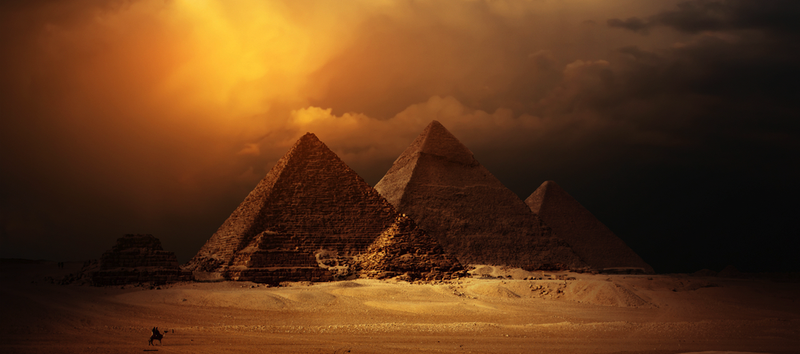 Illustration for article titled The Ingenious Way the Ancient Egyptians Should Have Built the Pyramids