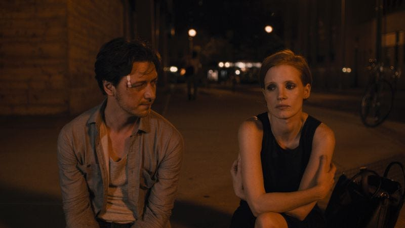 Illustration for article titled Her trumps Him in the double-bill version of The Disappearance Of Eleanor Rigby