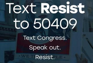 ResistBot via Instagram