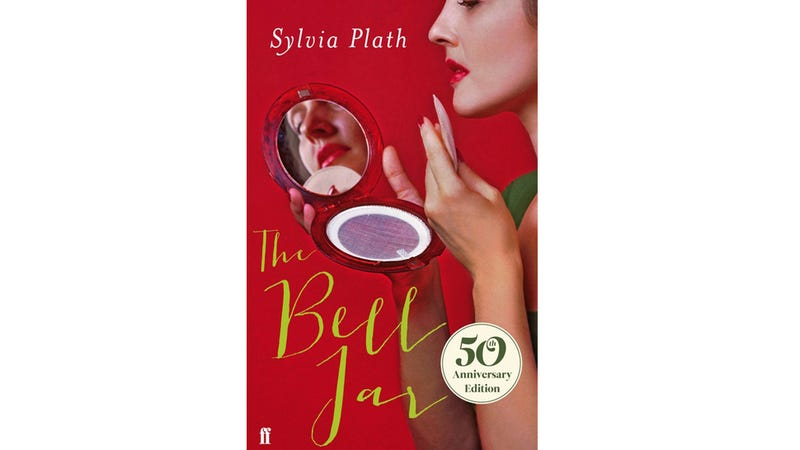 Illustration for article titled 'The Bell Jar' Gets a Hideous Makeover