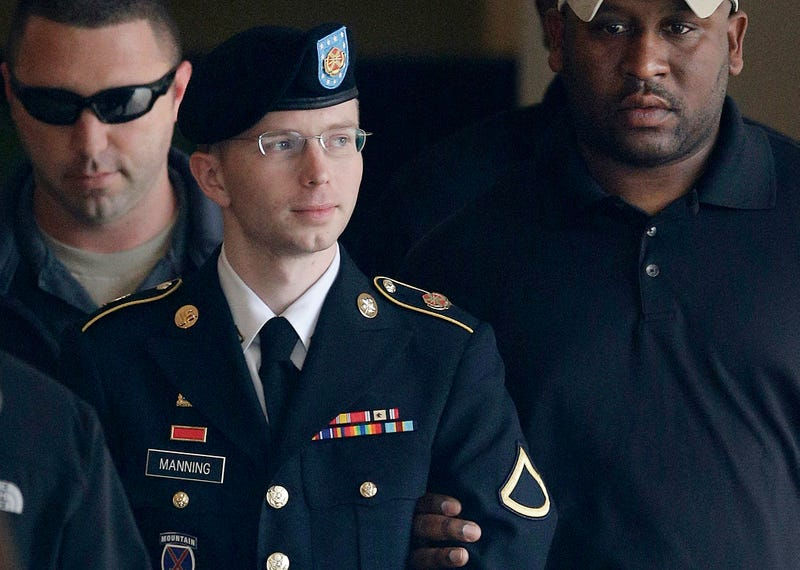 Illustration for article titled Bradley Manning Sentenced to 35 Years in Prison