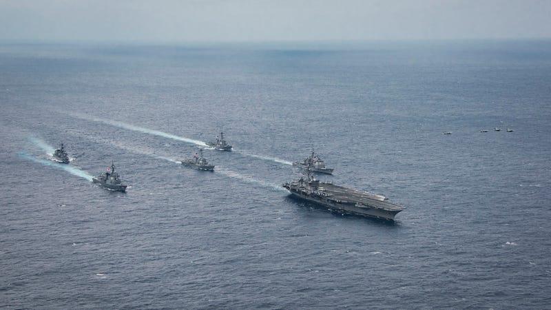 Image credit: U.S. Navy/Getty Images