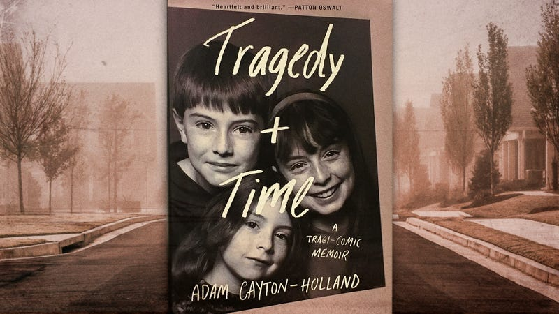 """Illustration for article titled A""""tragi-comic""""memoir from comedian Adam Cayton-Holland is mostly tragedy"""