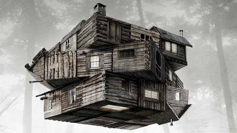 The Cabin In The Woods Cabin Is Gonna Exist And It Sounds Terrifying