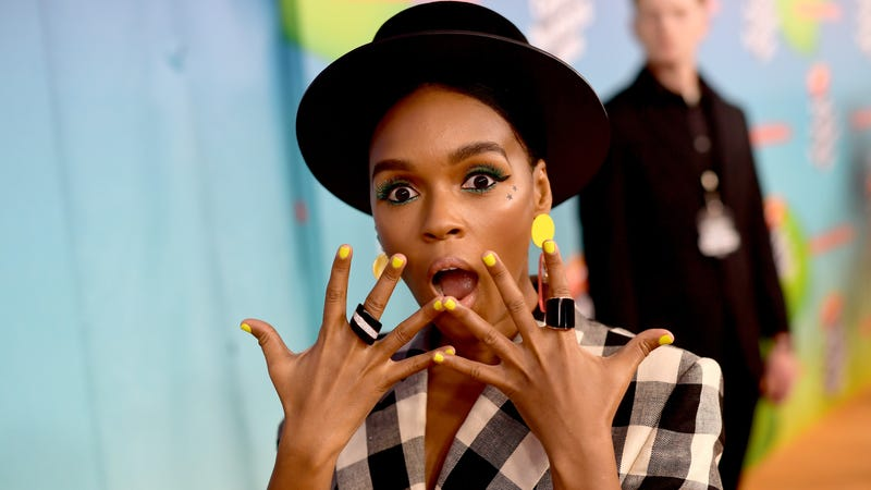 "Illustration for article titled Janelle Monae is retooling ""The Siamese Cat Song"" for the Lady And The Tramp remake, thank goodness"