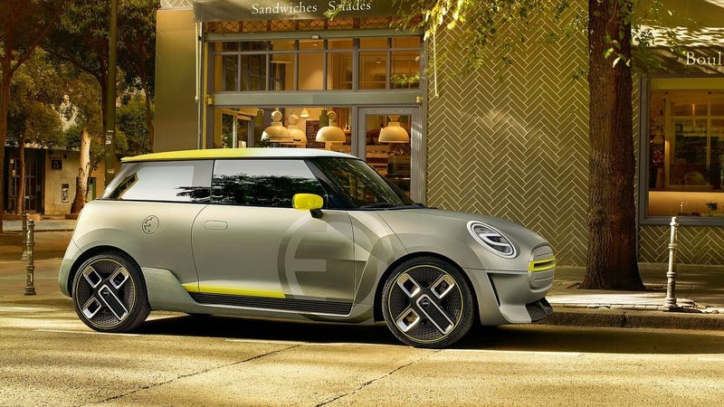 The First Electric Mini Will Aim To Perform Like A Cooper S Report