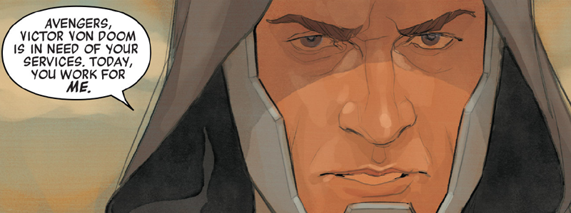 Image: Marvel Comics. Art by Phil Noto, Mike Del Mundo, and Marco D'Alfonso