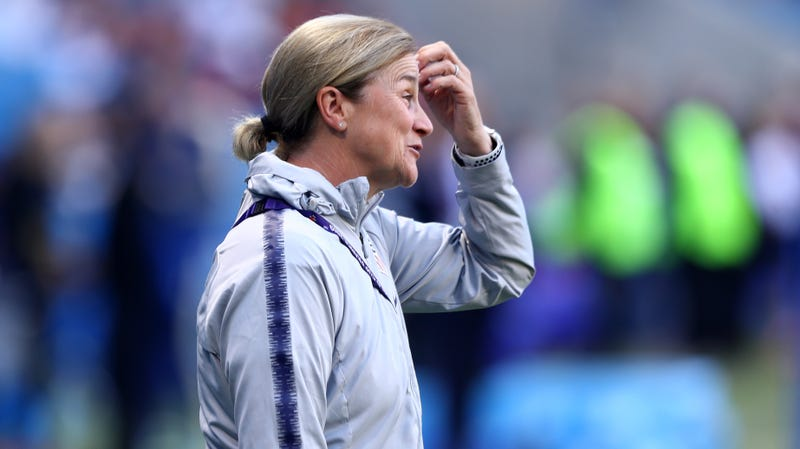 Illustration for article titled What Was Jill Ellis Doing?