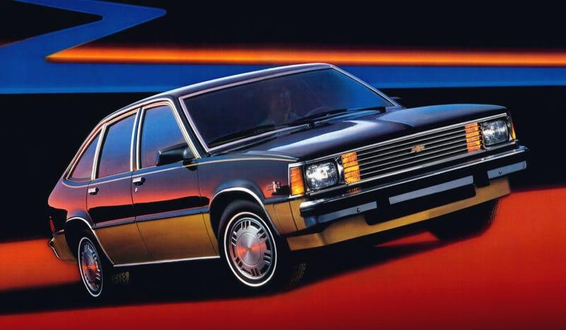 Feel the malaise! Citation II! Photo credit: General Motors via Favcars