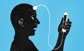 Illustration for article titled Could You Charge an iPhone with the Electricity in Your Brain?