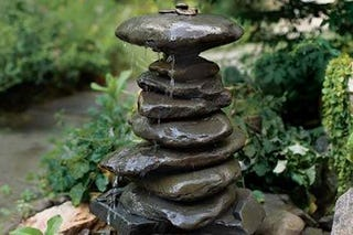 If Your Backyard Is Looking Dull After The Long Winter, Consider  Brightening It Up With A Small Fountain. DIY Web Site Instructables Has A  Guide To Making ...
