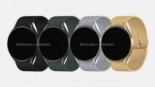 Samsung s New Wear OS Smartwatch Just Leaked