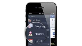 Illustration for article titled Facebook prepara una aplicación en el móvil para rastrear tu ubicación
