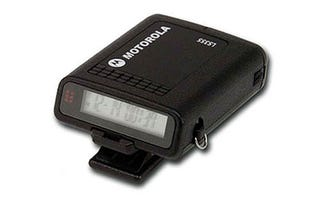 beeper code the caveman days of text messaging