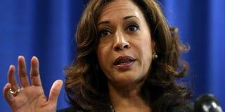 California Attorney General Kamala Harris (Justin Sullivan/Getty Images News)