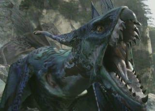 Illustration for article titled Feel Banshee Spit Hit Your Face, In Avatar 4-D!