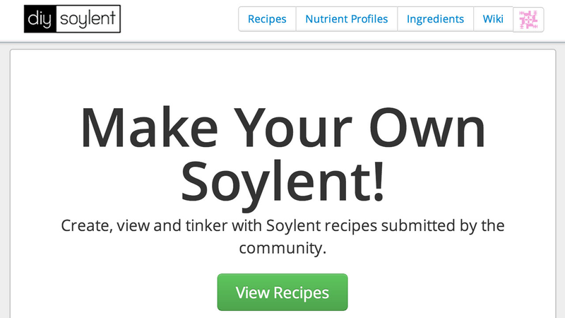 DIY Soylent: Should You Make Your Own Food Substitute?