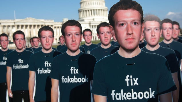 Accepting Lots of Friend Requests Makes You a Fake Account Target, Facebook Finds