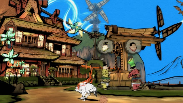 The Week In Games: Ōkami For The Holidays