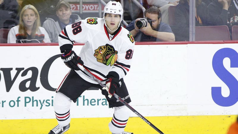 Illustration for article titled Report: Patrick Kane's Accuser No Longer Cooperating with Rape Investigation