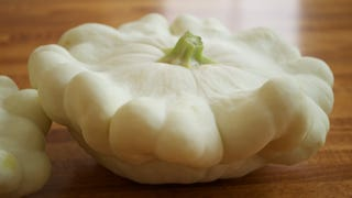 Patty Pan Squash, You Can Fuck Right Off