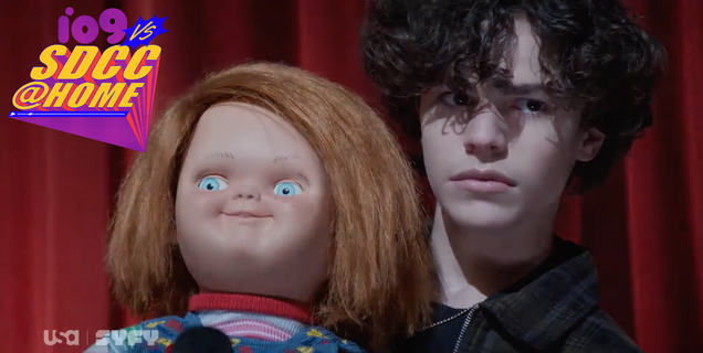 The Chucky Trailer Is Here to Slay SDCC 2021