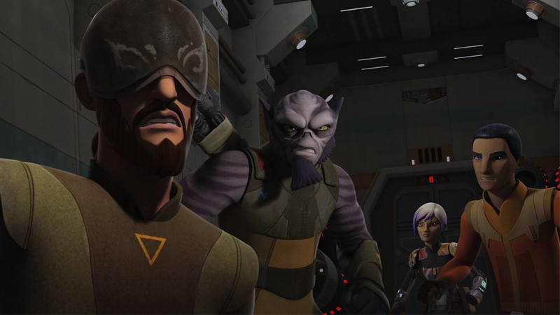 Illustration for article titled Star Wars Rebels Is Returning for a Fourth Season