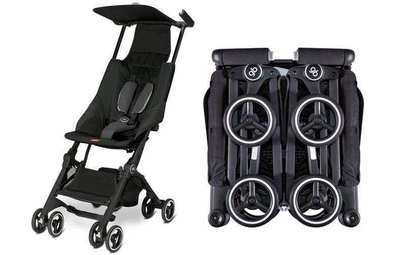 You Can Squeeze the World's Most Compact Folding Stroller Into a ...
