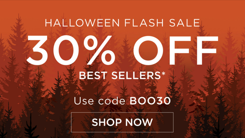 Extra 30% Off Best Sellers | Coleman | Promo code BOO30