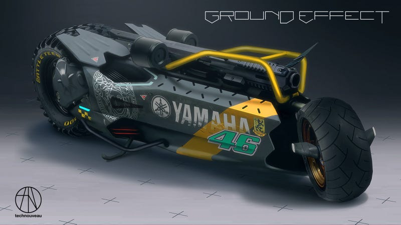 Illustration for article titled These Vehicles Are Ready To Star In A Science Fiction Thriller