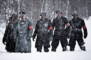 Illustration for article titled Dead Snow Review, Plus Zombie Nazi Endorsements
