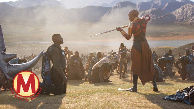 Black Panther finally made the women of the MCU equally capable heroes