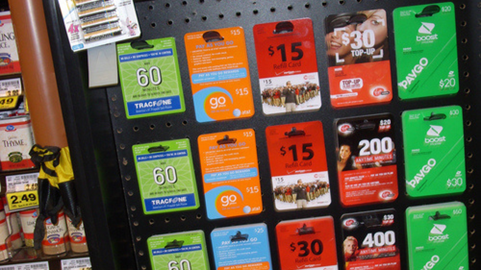 Use Prepaid Gift Cards at Other Stores and Locations