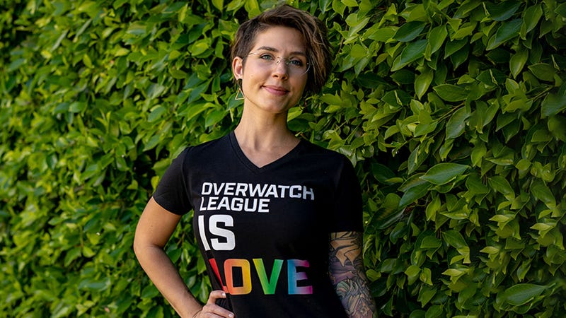 Overwatch League's Soe Gschwind Penski