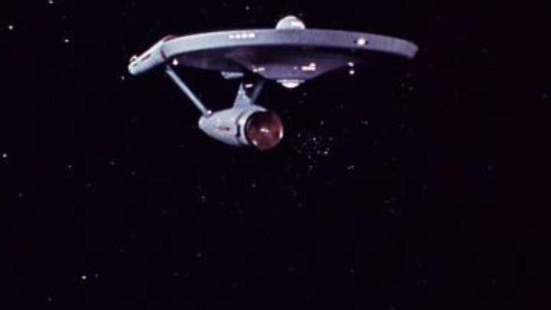"Illustration for article titled Star Trek: ""Where No Man Has Gone Before"""