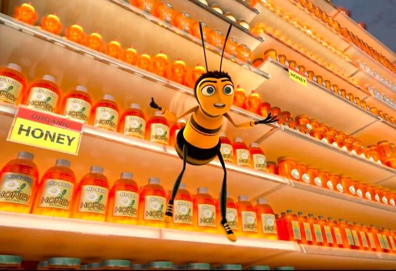 (Screenshot: Bee Movie)